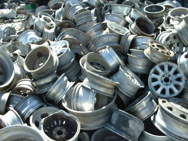 kaufen 99.99% Pure grade Aluminum Scrap