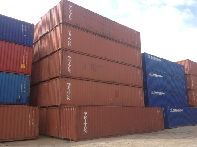 kaufen Second hand used shipping container