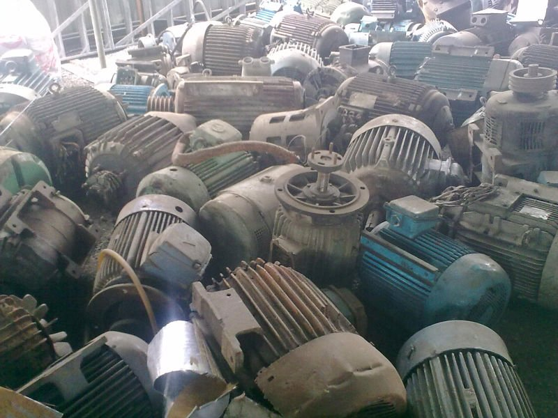 kaufen Used Electric Motor scrap