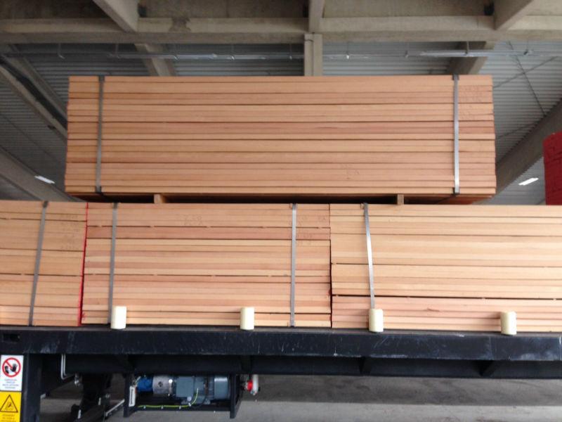 kaufen European Grade A/B/C/AB Kiln Dried Beech Lumber