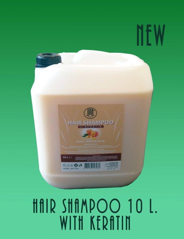 kaufen Professional Hair Shampoo - 10 Liter, with Keratin