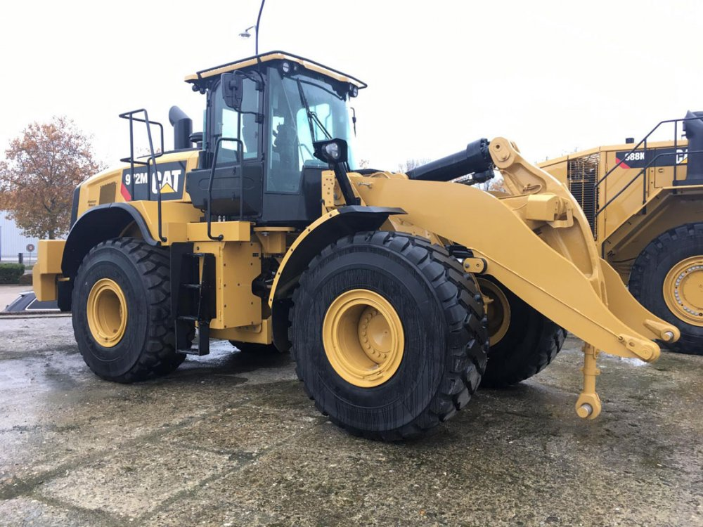 Radlader Caterpillar 972M *2017