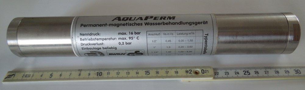 kaufen AquaPerm ½ Zoll Edelstahl 45/5.292.0,50.0,50-1,50