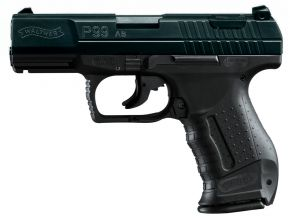 Full Size Selbstladepistole P99 AS 9 mm x 19, PS, AM, LM