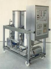 Reinigungsanlagen CIP-System