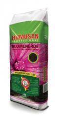 Premium-Blumenerde