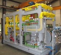 Kohlenwasserstoff-Kompressor