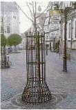 Baumschutzgitter