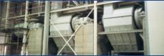 Chargenkugelmühle für Trockenmahlung