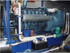 Aggregat-Maschinensatz DO-410 Erdgas