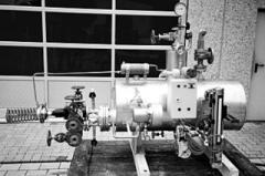 Dampferzeuger / Dampfumformer