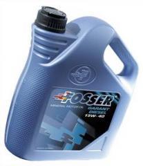 Mineralölbasisches Motorenöl FOSSER Garant Diesel 15W-40
