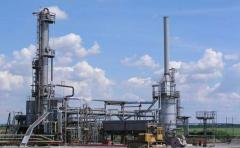 Machines for oil refining