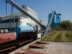 Zement - Werk