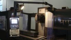 Machine tools horizontal milling
