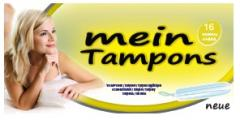 Mein tampons