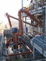 Site-plum filling of liquefied petroleum gas