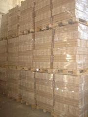 Birkenbriketts - 1 palette / 960 kg ( ohne