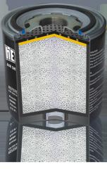 Air drying box for pneumatic brake system
