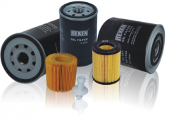 Gasket oil filters