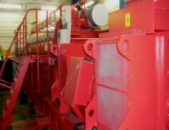 HFO Engines, 1,8 MW each, MAN 9L28/32H (2 Units)