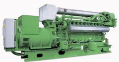Jenbacher JMS 312 (2 Units) 0,527 MW each
