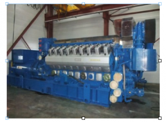 Wartsila Gas Engines Packages (2 Units)