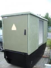 Trafokompaktstation