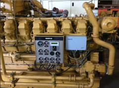 Gas Generator, Caterpillar G 3516