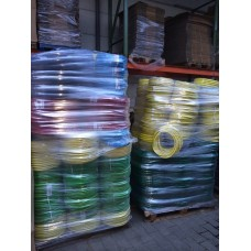 Hoses of different size 12.50 tons