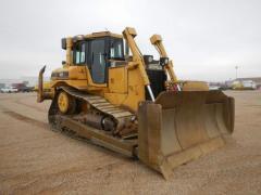 Бульдозер / Crawler Tractor CATERPILLAR D6RXL