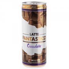 Latte fantastico latte cioccolato