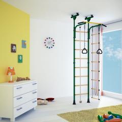 Kletterturm für kinderspiele zuhause