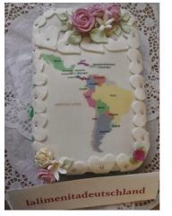 Lateinamerikanischer Kuchen