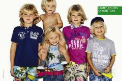 BENETTON Kids MIX 2012 Stock (Spring/Summer)