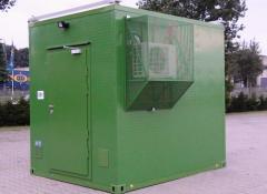 Telekommunikationscontainer TRC 3024