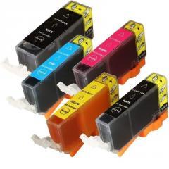 Canon komp. PGI-520/CLI-521 mit Chip (Sonderangebot - 2000 Sets)
