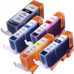 Многоразовые картриджи для Canon  PGI-525/CLI-526,