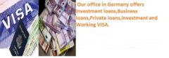 Worldwide Loans and Visas, 004915213085117- Germany
