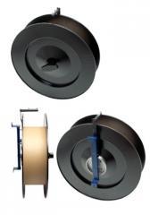 Abroller für Kunststoffband