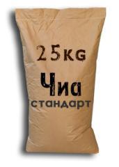 Chia Samen/ Chia Seed/ Salvia hispanica.  BIO oder konventionell. Für Großhandel. Hochwertiger Qualität!