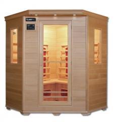 Sauny drewniane Redsun XXL