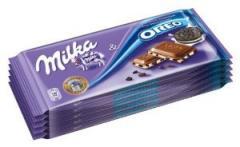 Milka & Oreo Chocolate 100g