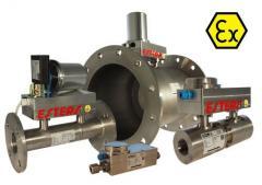 Gasdurchflussmesser GD 300 / GD 500 Ex