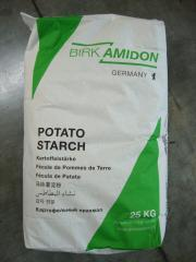 Kartoffelstärke (Zollkodex 11081300)