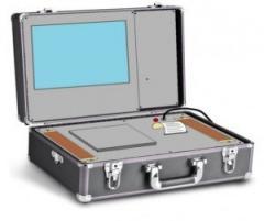 J.v.G. led cell tester - 30 x 30 cells for pv production