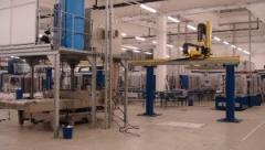 J.v.G. vertical Glas Washer for pv module production