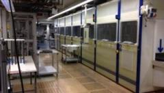 25 - 30 MWp second hand solar cell production line