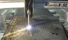 1200 x 1500 mm Plasmaanlage Gantry Stahl Plasmaschneidetisch Plasmaschneideanlage mit Hypertherm Plasmaschneider und THC Höhenleitsystem zum Schneiden / Plasmaschneiden von Stahl