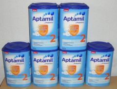 APTAMIL Säuglingsmilchnahrung Formel